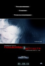 Paranormal Activity 3 Fragmanı Fragmanı