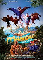 Manou the Swift Fragmanı Fragmanı