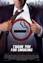 Sigara İçtiğiniz İçin Teşekkürler Fragmanı izle