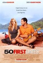 50 İlk Öpücük Fragmanı izle