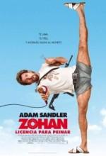 Zohan'a Bulaşma Fragmanı izle