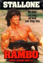 Rambo İlk Kan 2 Fragmanı izle