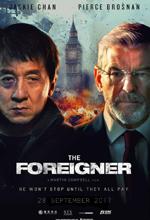 The Foreigner Fragmanı izle