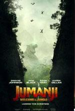 Jumanji Vahşi Orman Fragmanı izle
