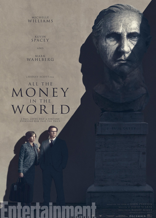 All The Money In The World Fragmanı izle