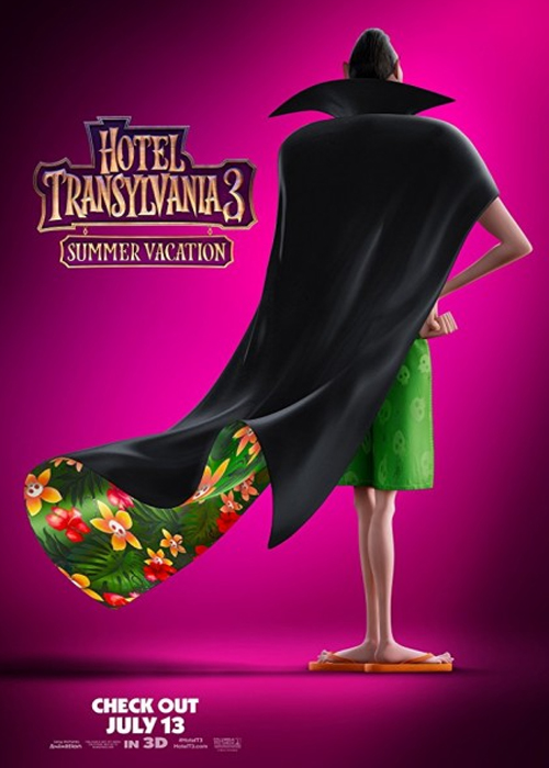 Otel Transilvanya 3 Yaz Tatili Fragmanı izle