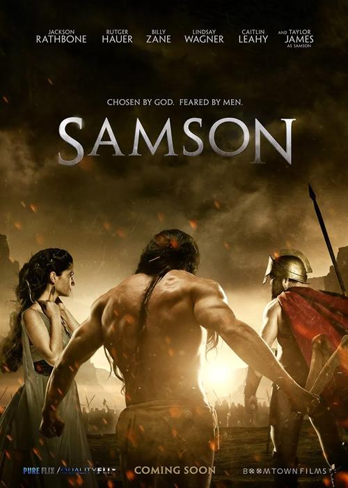 Samson Fragmanı izle