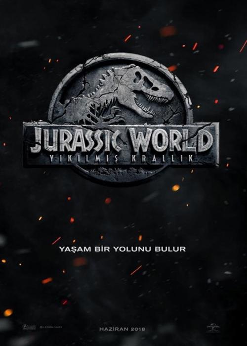 Jurassic World Yıkılmış Krallık Fragmanı izle