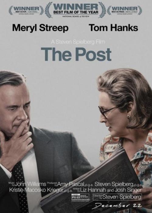 The Post Fragmanı izle