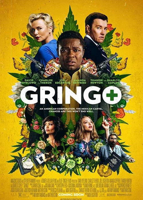 Gringo Fragmanı izle