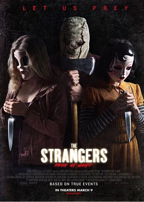 The Strangers Prey at Night Fragmanı izle