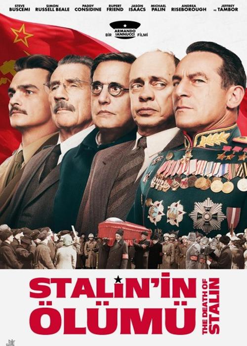 Stalinin Ölümü Fragmanı izle