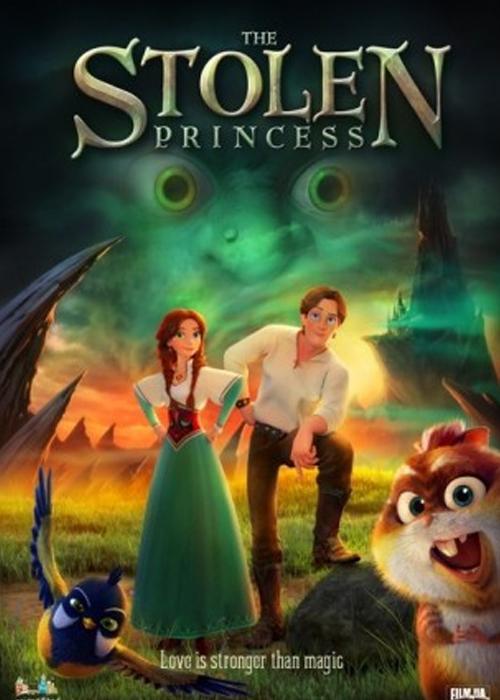 Kayıp Prenses Fragmanı izle