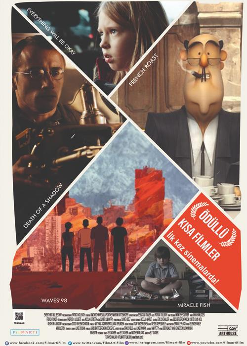 Ödüllü Kısa Filmler Fragmanı izle