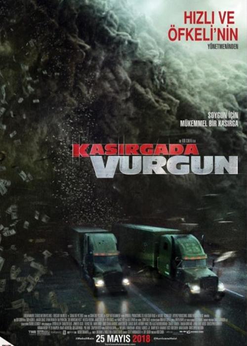 Kasırgada Vurgun Fragmanı izle