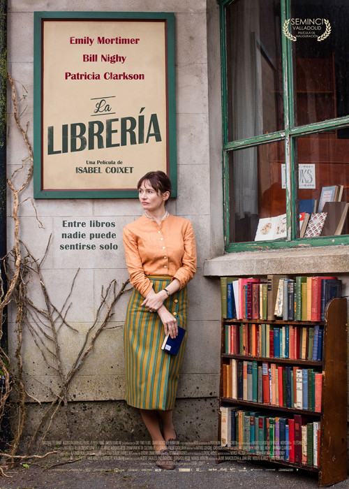 The Bookshop Fragmanı izle