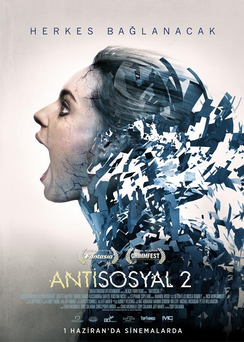 Antisosyal 2 Fragmanı izle
