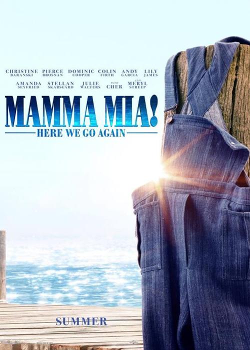 Mamma Mia Yeniden Başlıyoruz Fragmanı izle