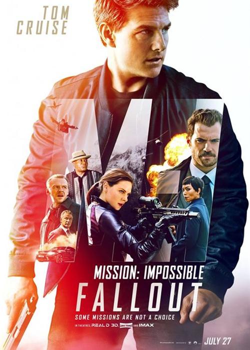 Mission Impossible Yansımalar Fragmanı izle