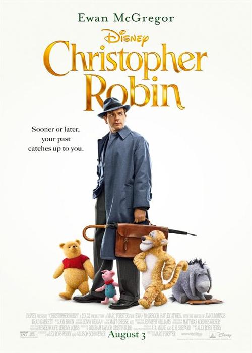 Christopher Robin Fragmanı izle