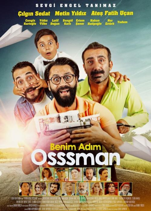 Benim Adım Osssman Fragmanı izle