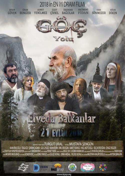 Göç Yolu Elveda Balkanlar Fragmanı izle