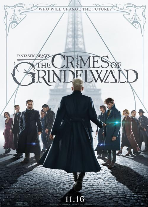 Fantastik Canavarlar Grindelwaldın Suçları Fragmanı izle