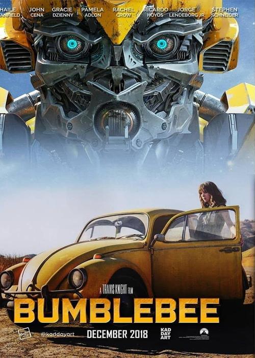 Bumblebee Fragmanı izle
