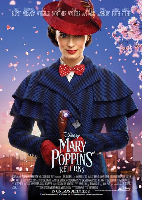 Mary Poppins Sihirli Dadı Fragmanı izle