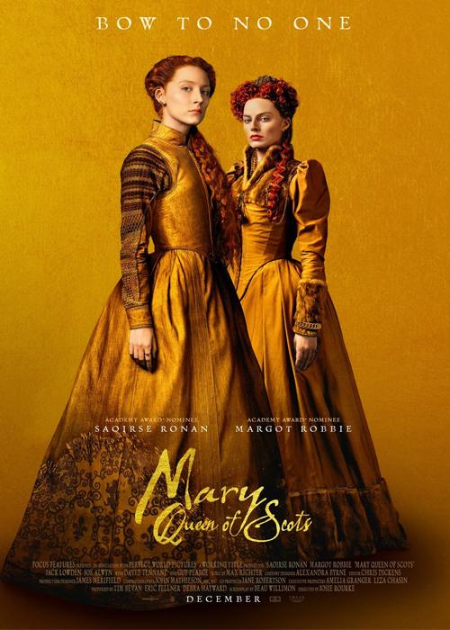İskoçya Kraliçesi Mary Fragmanı izle