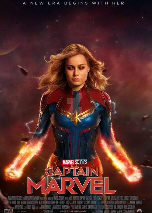 Captain Marvel Fragmanı izle
