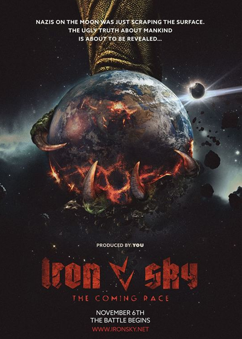 Iron Sky 2 The Coming Race Fragmanı izle